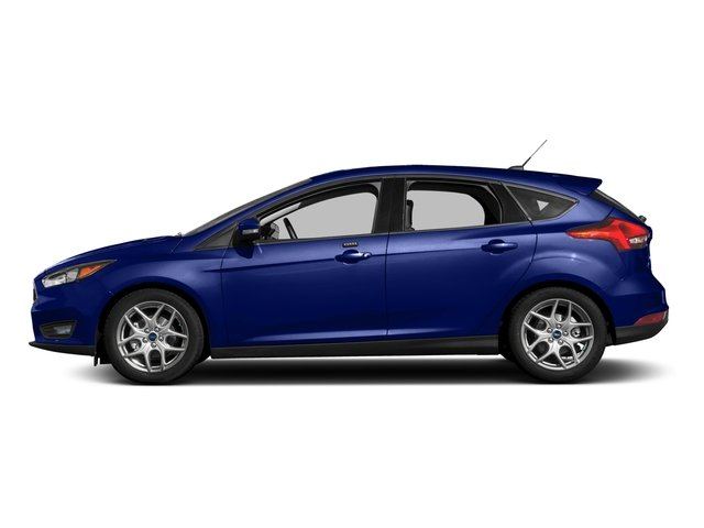 2016 Ford Focus Prices and Values Hatchback 5D SE I4 side view