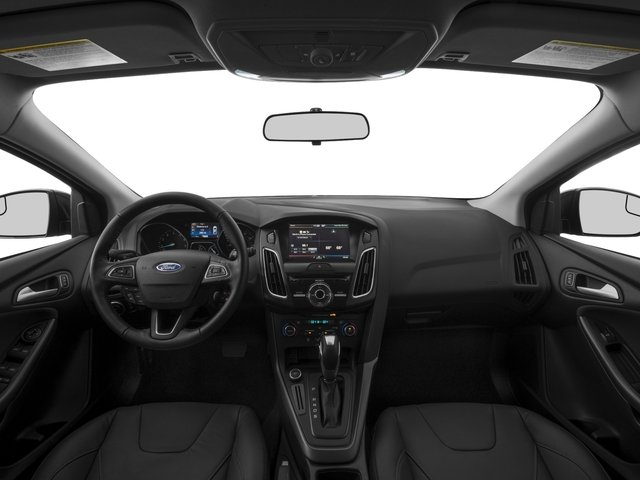 2016 Ford Focus Prices and Values Hatchback 5D SE I4 full dashboard