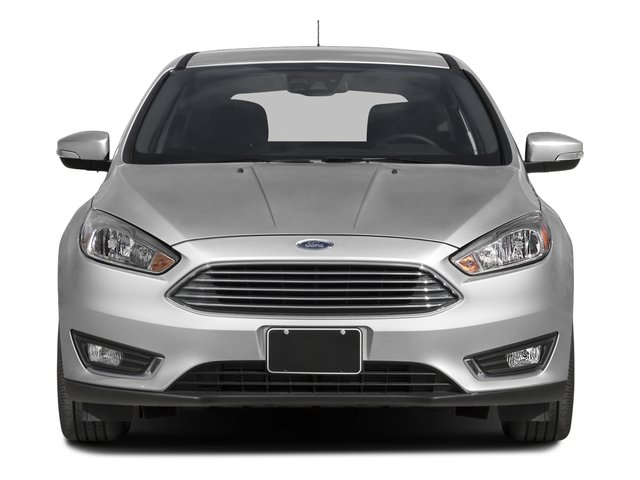 2016 Ford Focus Prices and Values Hatchback 5D Titanium I4 front view