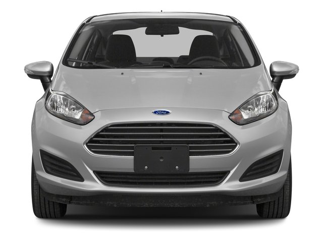 2016 Ford Fiesta Pictures Fiesta Sedan 4D SE I4 photos front view