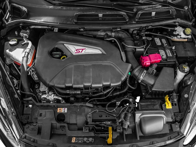 2016 Ford Fiesta Prices and Values Hatchback 5D ST I4 Turbo engine