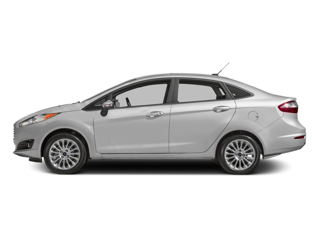 2016 Ford Fiesta Prices and Values Sedan 4D Titanium I4 side view