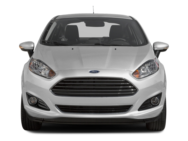 2016 Ford Fiesta Prices and Values Sedan 4D Titanium I4 front view