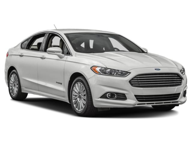 2016 Ford Fusion Pictures Fusion Sedan 4D S I4 Hybrid photos side front view