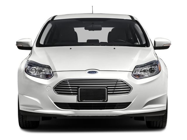 2016 Ford Focus Electric Pictures Focus Electric Hatchback 5D Electric photos front view