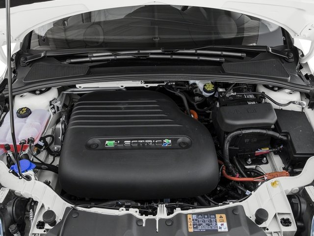 2016 Ford Focus Electric Pictures Focus Electric Hatchback 5D Electric photos engine