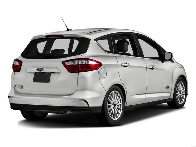 2016 Ford C-Max Energi Prices and Values Hatchback 5D Energi I4 Hybrid side rear view