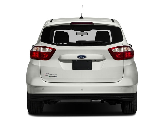 2016 Ford C-Max Energi Prices and Values Hatchback 5D Energi I4 Hybrid rear view