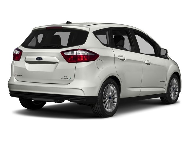 2016 Ford C-Max Hybrid Prices and Values Hatchback 5D SEL I4 Hybrid side rear view