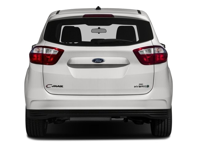 2016 Ford C-Max Hybrid Prices and Values Hatchback 5D SEL I4 Hybrid rear view