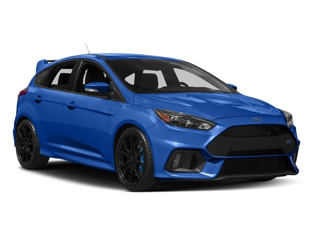 2016 Ford Focus Prices and Values Hatchback 5D RS AWD I4 Turbo side front view