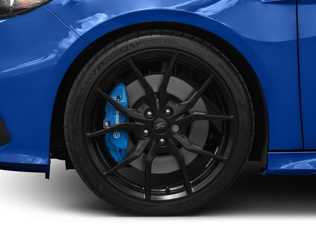 2016 Ford Focus Prices and Values Hatchback 5D RS AWD I4 Turbo wheel