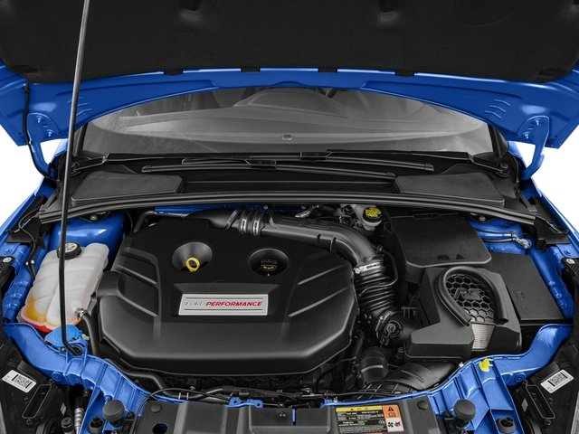 2016 Ford Focus Prices and Values Hatchback 5D RS AWD I4 Turbo engine