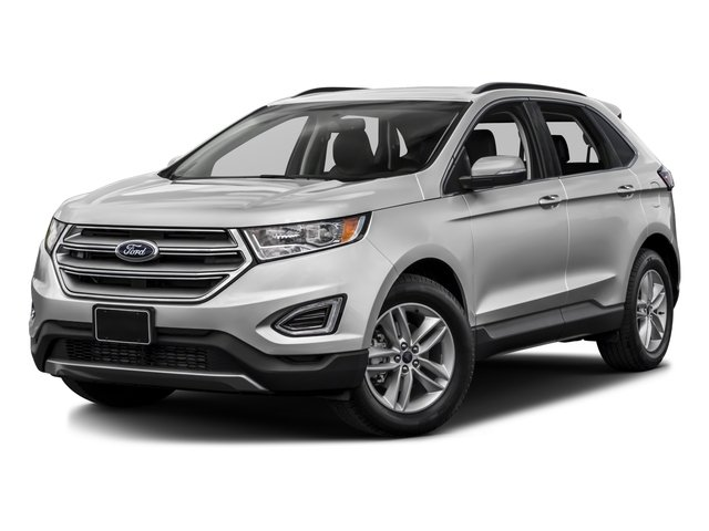 2016 Ford Edge Prices and Values Utility 4D SE 2WD I4 Turbo