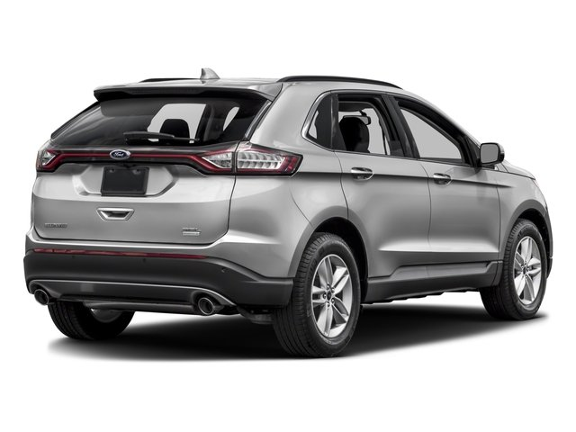 2016 Ford Edge Prices and Values Utility 4D SE 2WD I4 Turbo side rear view