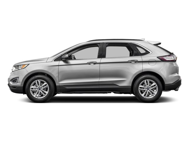 2016 Ford Edge Prices and Values Utility 4D SE 2WD I4 Turbo side view