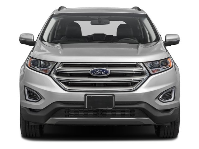 2016 Ford Edge Prices and Values Utility 4D SE 2WD I4 Turbo front view