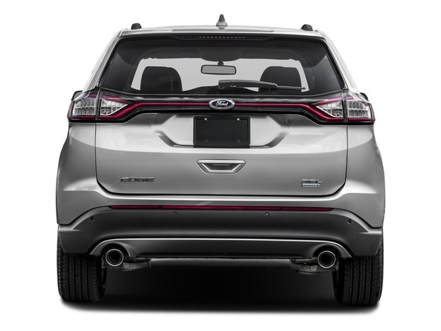 2016 Ford Edge Prices and Values Utility 4D SE 2WD I4 Turbo rear view