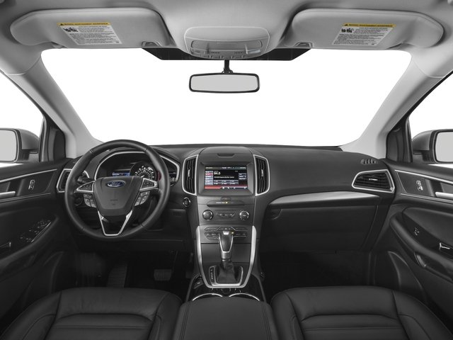 2016 Ford Edge Prices and Values Utility 4D SE 2WD I4 Turbo full dashboard