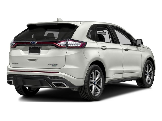2016 Ford Edge Prices and Values Utility 4D Sport AWD V6 Turbo side rear view