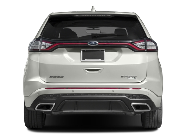 2016 Ford Edge Prices and Values Utility 4D Sport AWD V6 Turbo rear view