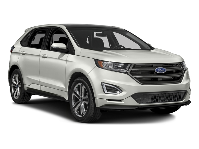 2016 Ford Edge Prices and Values Utility 4D Sport AWD V6 Turbo side front view