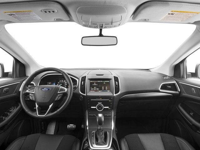 2016 Ford Edge Prices and Values Utility 4D Sport AWD V6 Turbo full dashboard