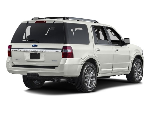 2016 Ford Expedition Prices and Values Utility 4D Limited 2WD V6 Turbo side rear view