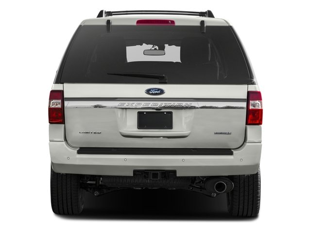 2016 Ford Expedition Prices and Values Utility 4D Limited 4WD V6 Turbo rear view