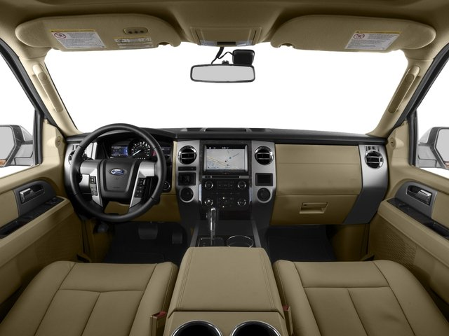 2016 Ford Expedition Prices and Values Utility 4D Limited 4WD V6 Turbo full dashboard