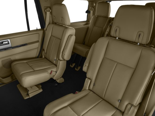 2016 Ford Expedition Prices and Values Utility 4D Limited 2WD V6 Turbo backseat interior