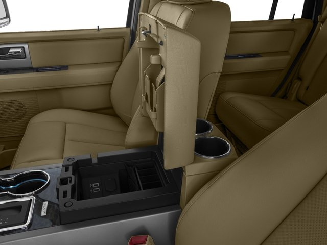 2016 Ford Expedition Prices and Values Utility 4D Limited 2WD V6 Turbo center storage console