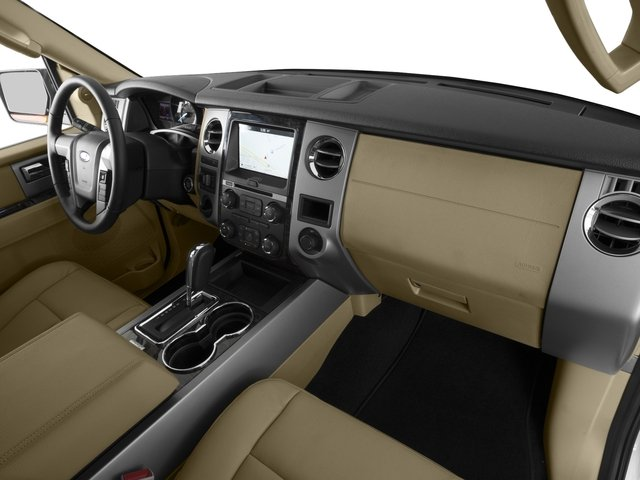 2016 Ford Expedition Prices and Values Utility 4D Limited 2WD V6 Turbo passenger's dashboard