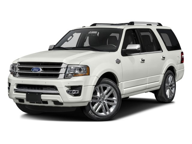 2016 Ford Expedition Prices and Values Utility 4D King Ranch 2WD V6 Turbo side front view