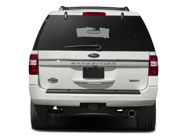 2016 Ford Expedition Prices and Values Utility 4D King Ranch 2WD V6 Turbo rear view
