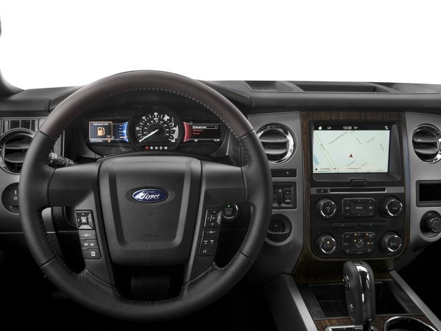 2016 Ford Expedition Prices and Values Utility 4D King Ranch 2WD V6 Turbo driver's dashboard