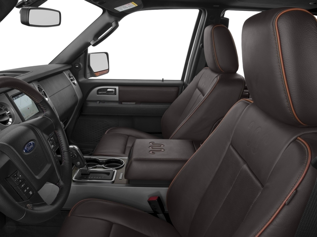 2016 Ford Expedition Prices and Values Utility 4D King Ranch 2WD V6 Turbo front seat interior