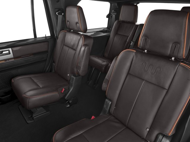 2016 Ford Expedition Prices and Values Utility 4D King Ranch 2WD V6 Turbo backseat interior