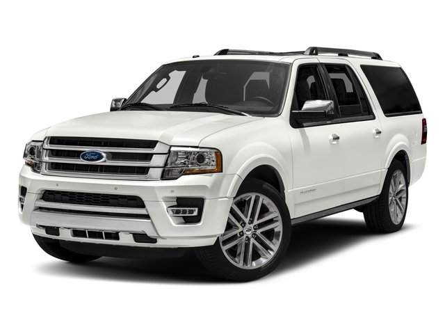 2016 Ford Expedition EL Prices and Values Utility 4D Platinum 2WD V6 Turbo
