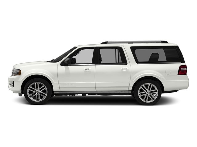 2016 Ford Expedition EL Pictures Expedition EL Utility 4D Platinum 4WD V6 Turbo photos side view