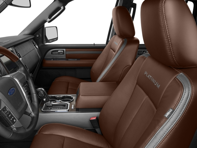 2016 Ford Expedition EL Prices and Values Utility 4D Platinum 2WD V6 Turbo front seat interior