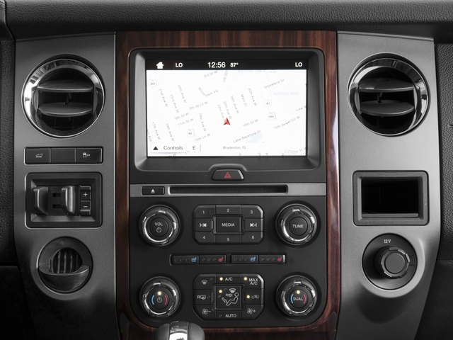 2016 Ford Expedition EL Prices and Values Utility 4D Platinum 2WD V6 Turbo navigation system