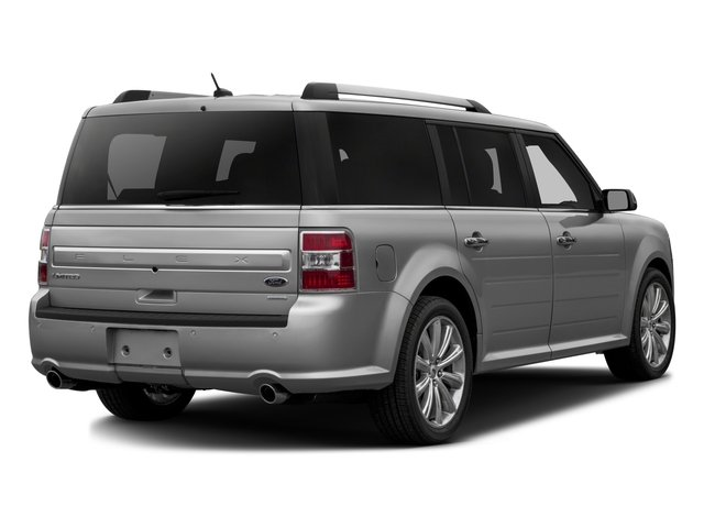 2016 Ford Flex Pictures Flex Wagon 4D Limited AWD photos side rear view