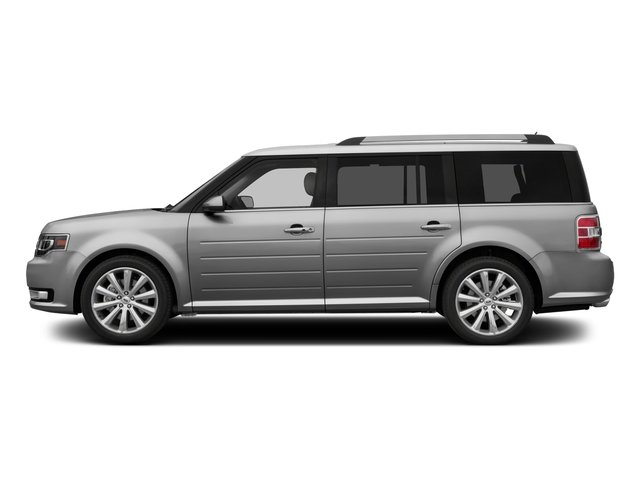 2016 Ford Flex Pictures Flex Wagon 4D Limited AWD photos side view