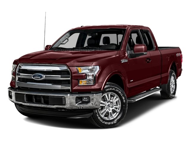 2016 Ford F-150 Prices and Values Supercab Lariat 2WD