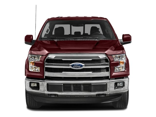 2016 Ford F-150 Prices and Values Supercab Lariat 2WD front view