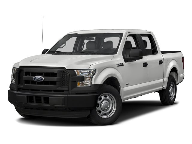 2016 Ford F-150 Prices and Values Crew Cab XL 2WD