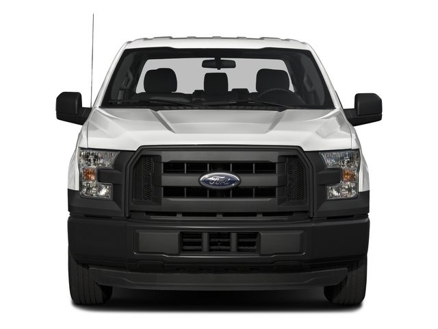 2016 Ford F-150 Pictures F-150 Crew Cab XL 2WD photos front view