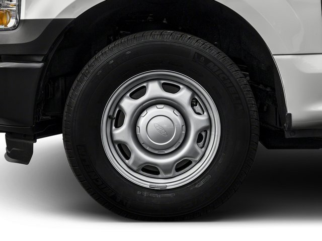 2016 Ford F-150 Prices and Values Crew Cab XL 2WD wheel