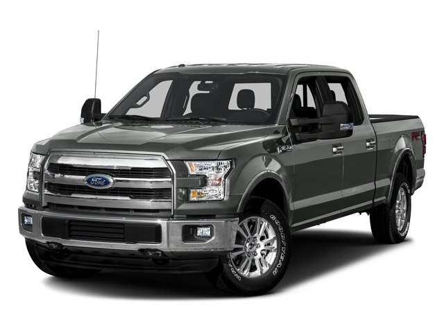 2016 Ford F-150 Prices and Values Crew Cab Lariat 4WD
